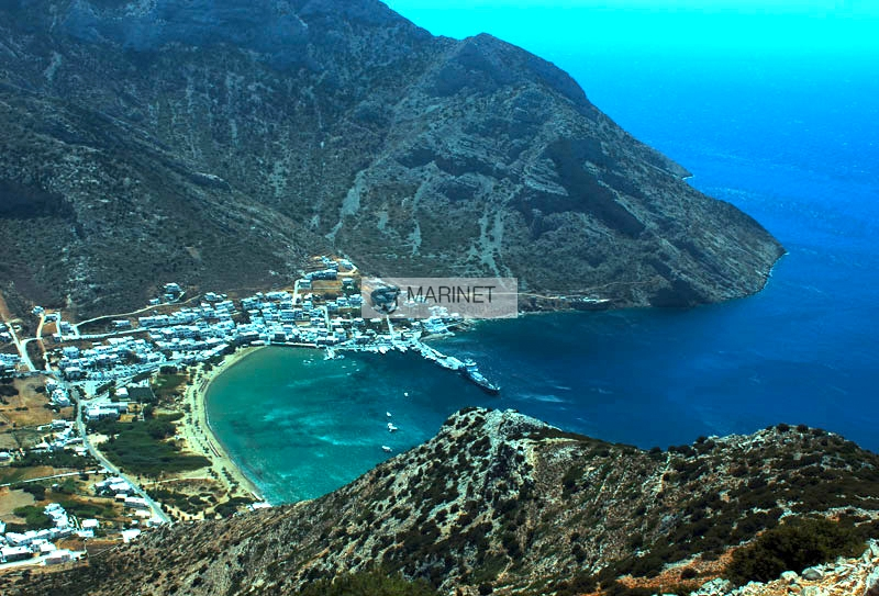 Kamares view from Agios Symeon SIFNOS PHOTO GALLERY - Kamares view from Agios Symeon by gstathis