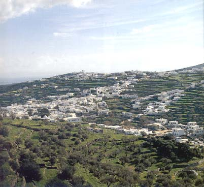 APOLLONIA - VIEW OF APOLLONIA