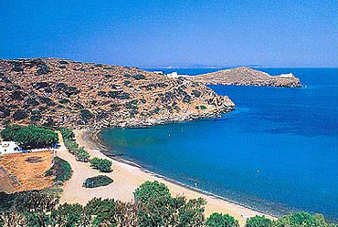 The calm and secluded Sifnos beaches SIFNOS PHOTO GALLERY - SIFNOS BEACHES