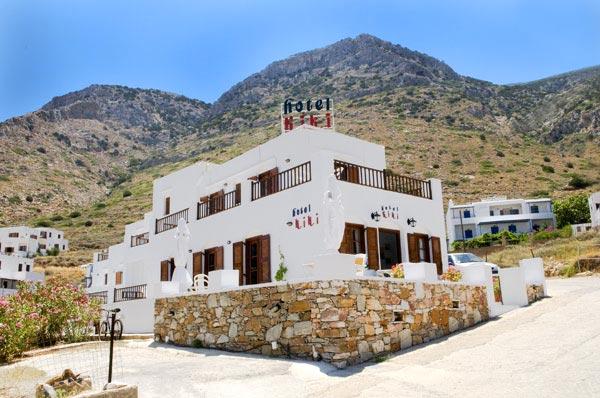 KIKI HOTEL IN  Kamares