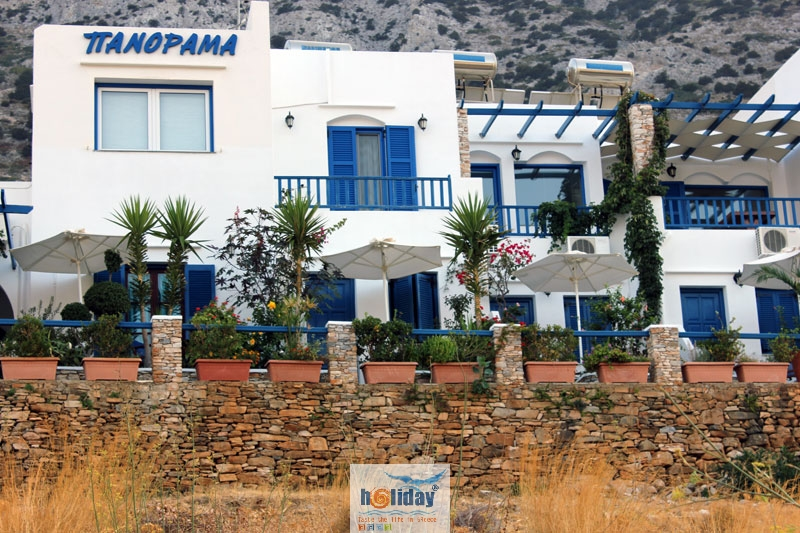 PANORAMA ROOMS IN  Kamares Sifnos
